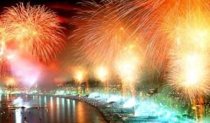 Fuochi d'artificio: un classico di Capodanno!