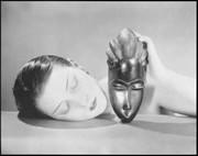 Man Ray: Noire et Blanche, 1936.