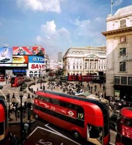 Come sarà il nuovo bus londinese