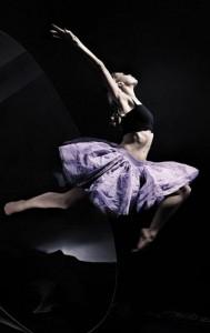 La ballerina Eleonora Abbagnato.