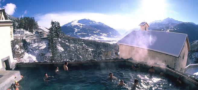 Terme di bormio benessere con vista montagna blog per viaggiatori - Hotel in montagna con piscina ...