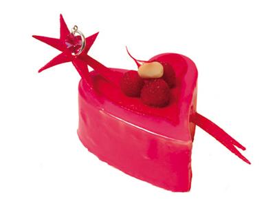 Il dolcetto Stella cadente per San Valentino.