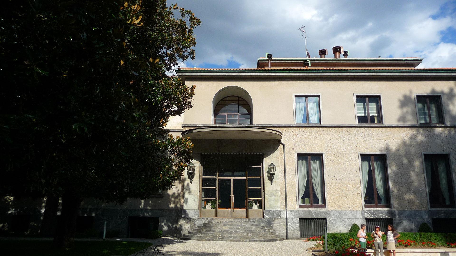 Un segreto di milano villa necchi campiglio blog per for Villa necchi campiglio milano