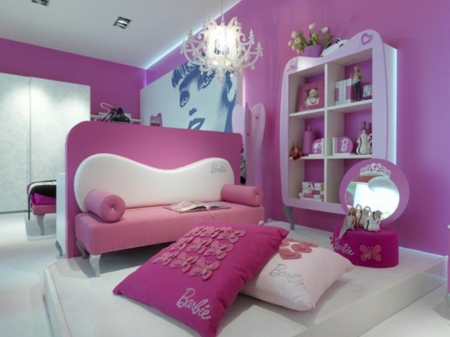 Regalare un sogno dormire nella suite di barbie blog - Camere da sogno per ragazze ...