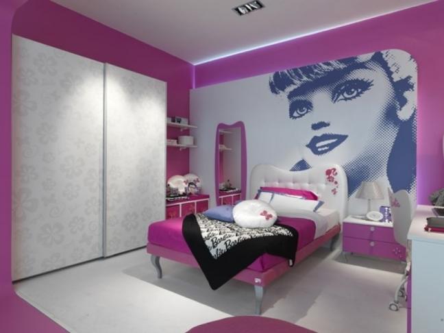 Una delle suite di Barbie a Cortina!