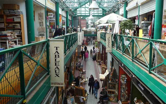 andare per mercati a parigi blog per viaggiatori