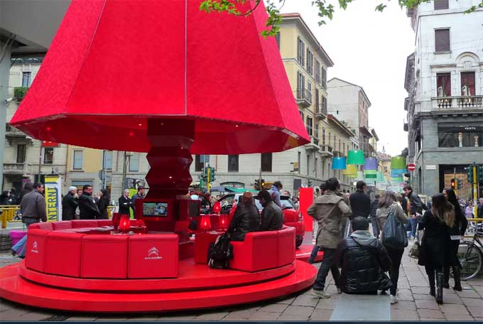 Salone del mobile di milano 2012 la guida per orientarsi for Salone di milano 2015