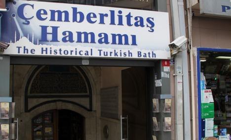 Capodanno magico in un hamam di istanbul blog per viaggiatori - Istanbul bagno turco ...