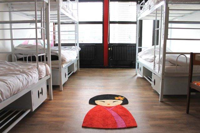 Ostelli in europa ecco i migliori per atmosfera e qualit for Ostelli amsterdam