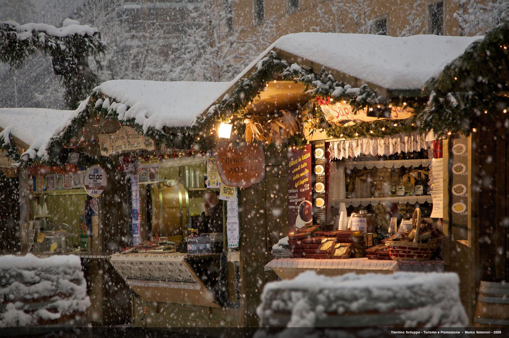 Mercatini di Natale Alto Adige