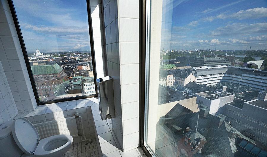 Helsinki panorama Torni