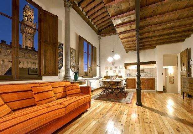 Appartamenti in affitto: Palazzo Uguccioni