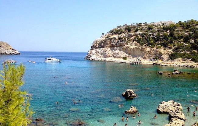 vacanza in grecia con la crisi