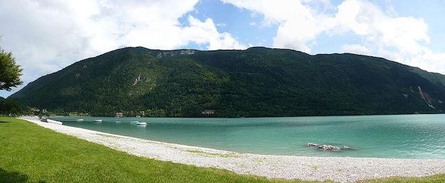 lago di molveno estate