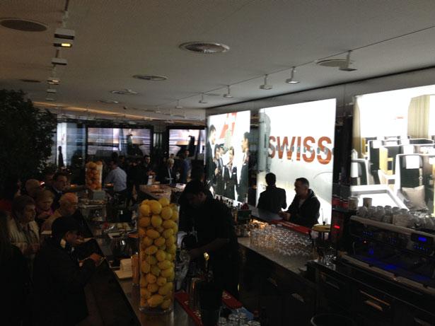 Suisse corner Milano Boing 777