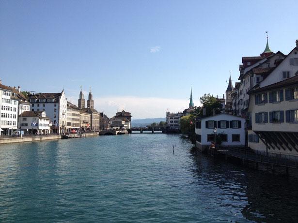 Zurigo - Suisse