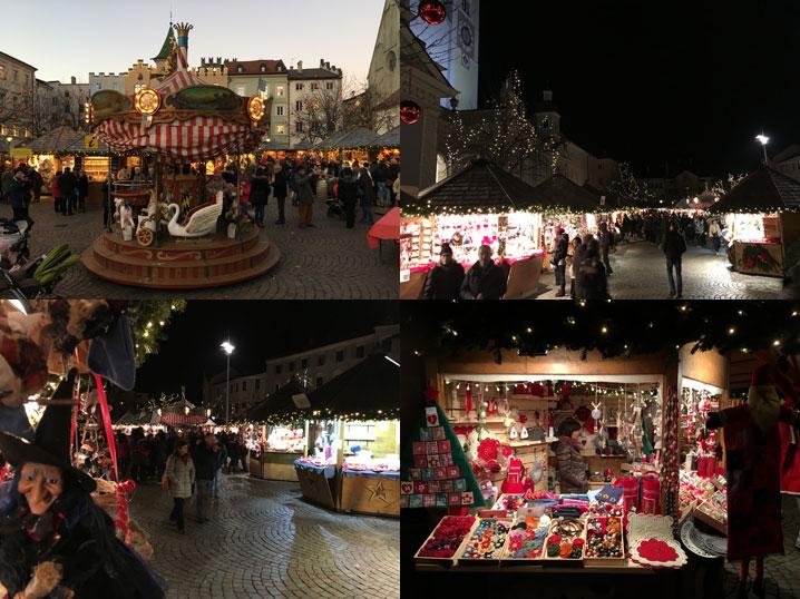 Mercatini di Natale a Bressanone 2016