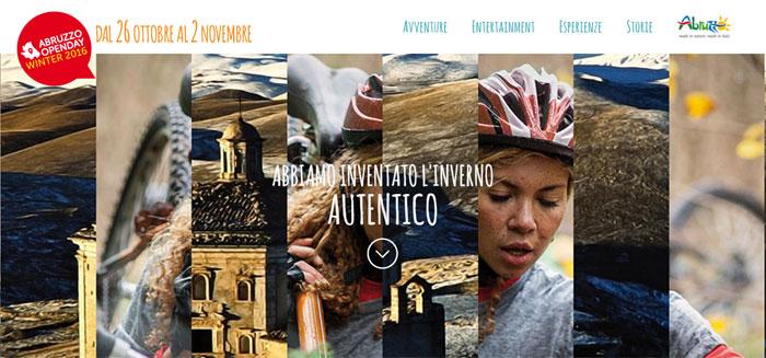 Abruzzo Openday Inverno