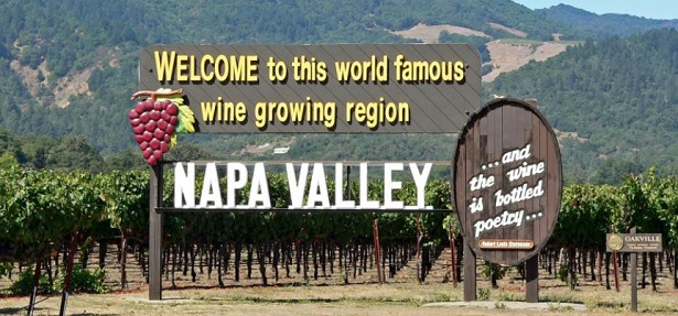 Tour in Napa Valley