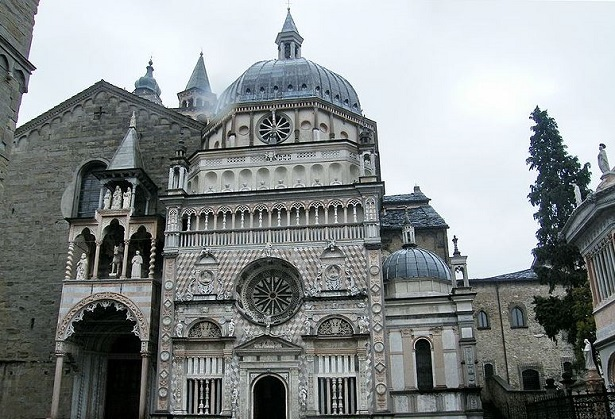 Bergamo da vedere: Cappella Colleoni