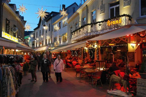 mercatino di Valkenburg