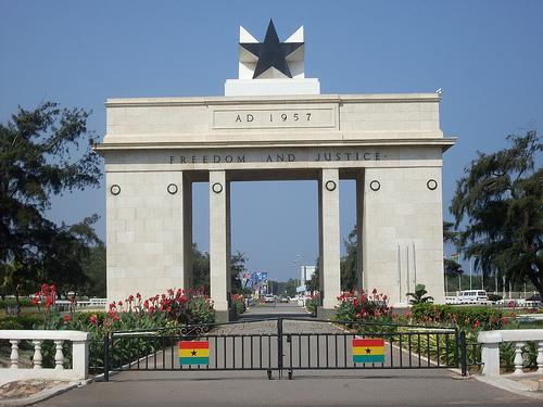 Foto di Accra