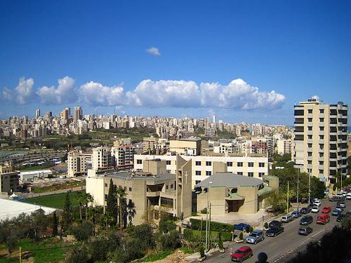 Foto di Beirut