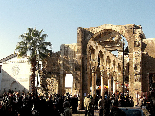 Foto di Damasco