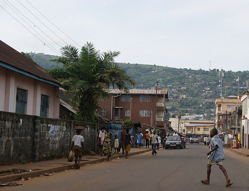Foto di Freetown