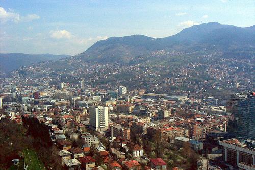 Foto di Sarajevo