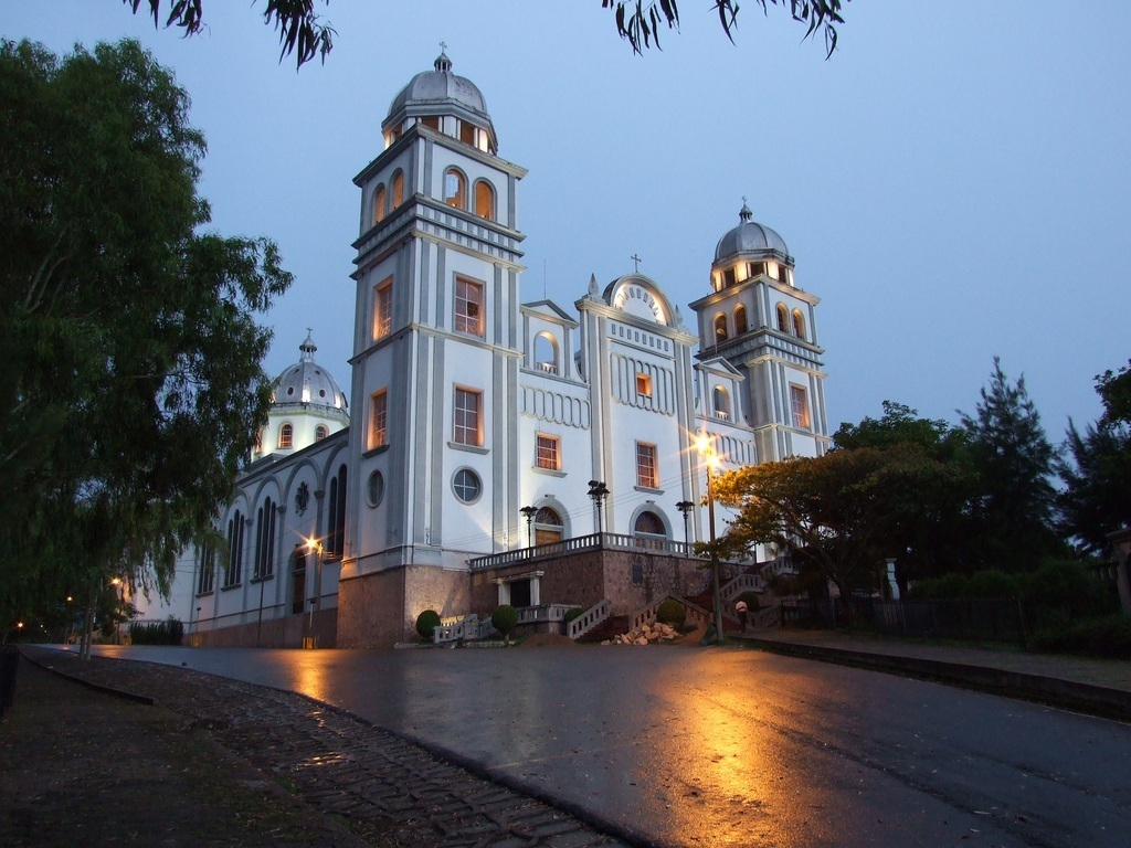 Foto di Tegucigalpa
