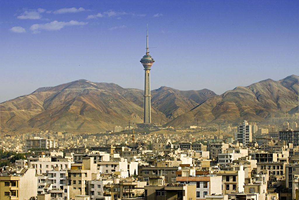Foto di Teheran