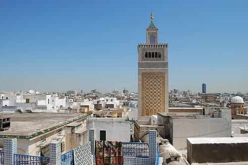 Foto di Tunisi