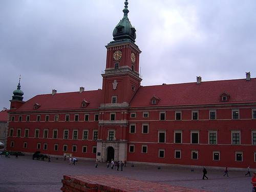 Foto di Varsavia