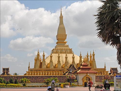 Foto di Vientiane