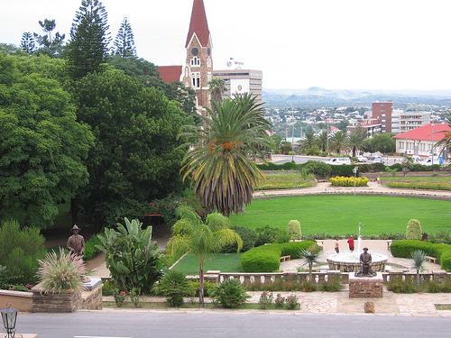 Foto di Windhoek