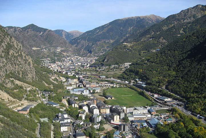 Foto di Andorra