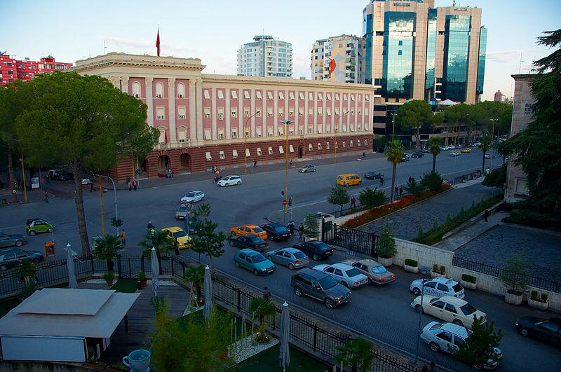 Foto di Tirana